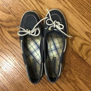 Navy Sperry Top-Siders